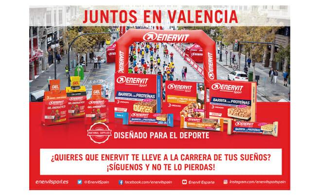 Cartel Maratón Valencia