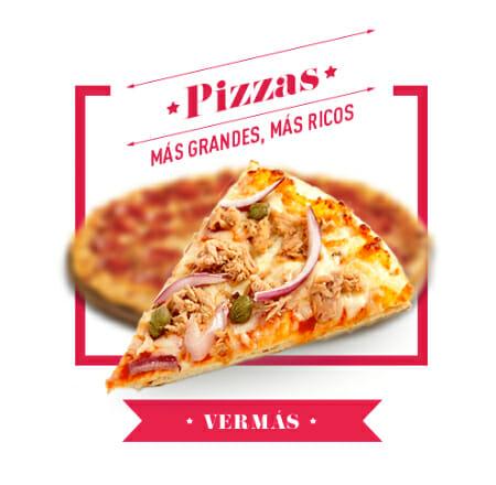 Destacado Pizzas